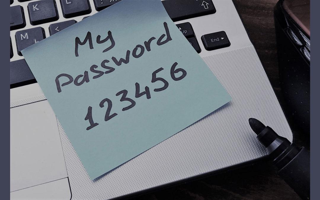 Sécurité informatique de votre PME : les 5 règles d'or