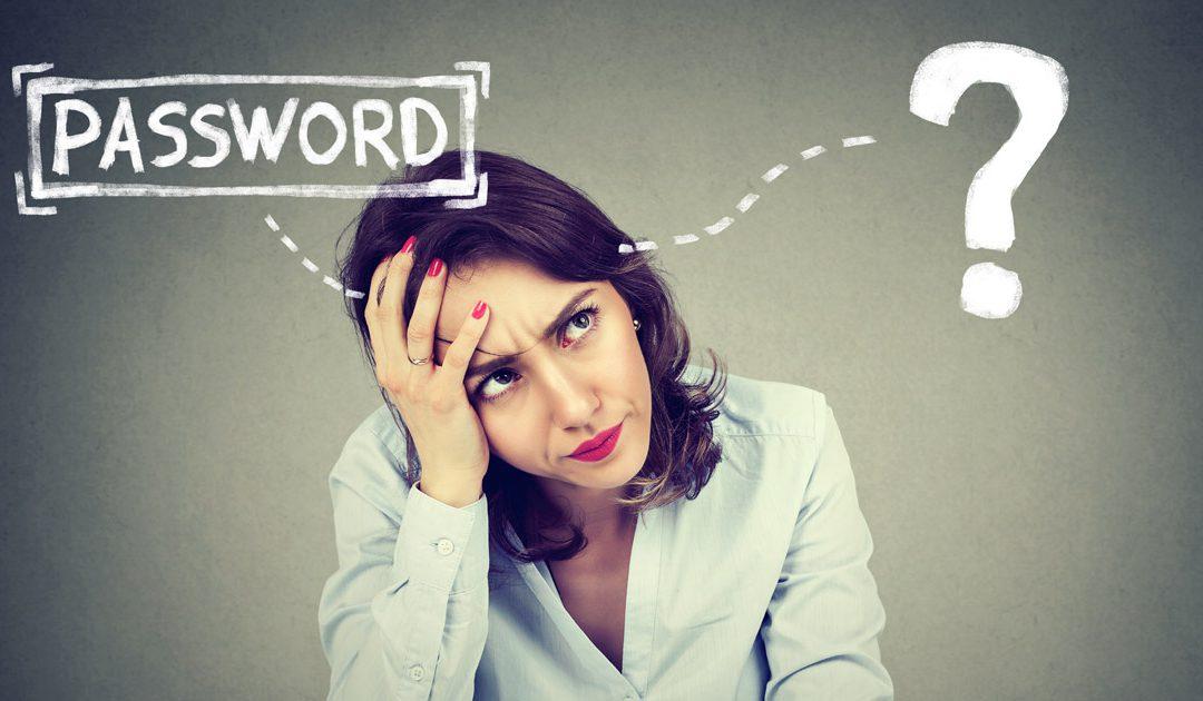 Gestion des mots de passe : et pourquoi faire ?