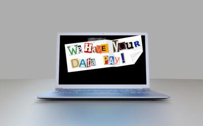 Ransomware… Le prix à payer