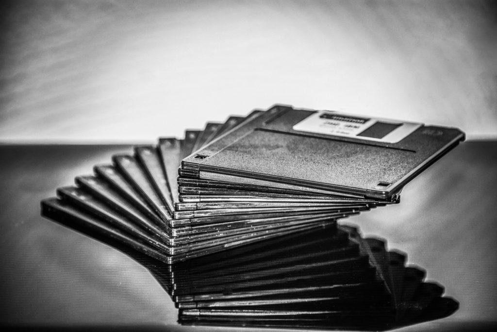Catastrophe informatique… Souvenirs souvenirs!